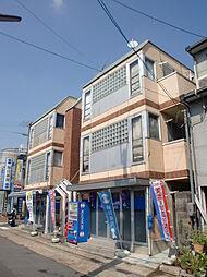 ラピスヤン東野[3階]の外観
