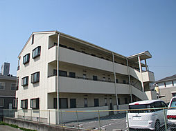 兵庫県姫路市広畑区蒲田5丁目の賃貸マンションの外観