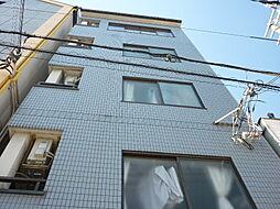 JPアパートメント港3[4階]の外観