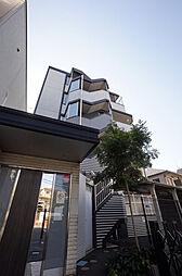 AXAS二子多摩川[4階]の外観