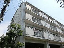 パロス・沢良宜[4階]の外観