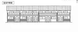 シエロ・ガーデン国府B[2階]の外観