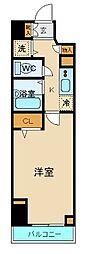 プロシード新横浜[11階]の間取り