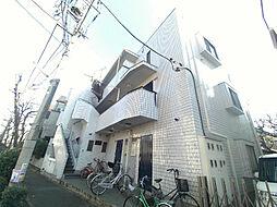 リバーサイドマンション[1階]の外観
