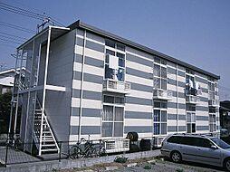 埼玉県吉川市保の賃貸アパートの外観