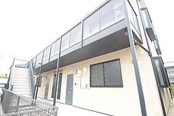 愛知県名古屋市緑区篠の風1丁目の賃貸アパートの外観