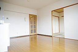 埼玉県蕨市中央7丁目の賃貸マンションの外観