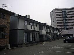 セジュール富田[202号室]の外観