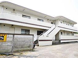 コーポ遠藤[1階]の外観