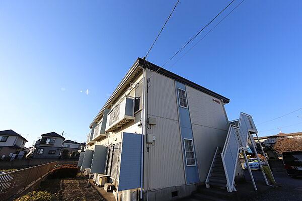 コーポ中台 2階の賃貸【埼玉県 / 川越市】
