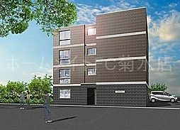 仮)東札幌1・6B[1階]の外観