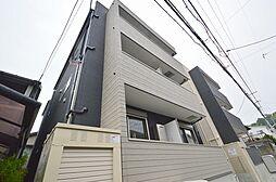 MOVE府中浜田壱番館[3階]の外観