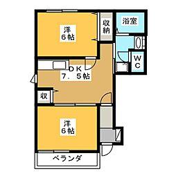 【敷金礼金0円!】ロジュマンラフィネ A