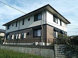 福岡県北九州市八幡西区下上津役1丁目の賃貸アパートの外観