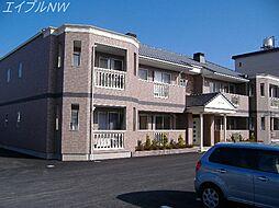 SOUTH WEST 弐番館[1階]の外観