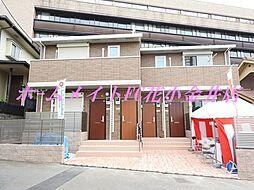 東京都西東京市南町5丁目の賃貸アパートの外観