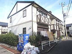 リッチネス阪南D棟[202号室]の外観