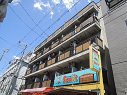 大阪府大阪市平野区加美北1丁目の賃貸マンションの外観