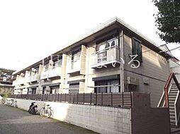 パークビュー高島平[1階]の外観