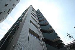 パラシオン西新[3階]の外観