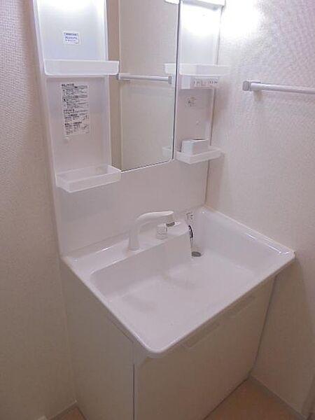 プレッソ 吉野ヶ里IIの洗面所