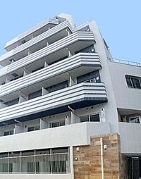 ビーシティアパートメント品川ウエスト[6階]の外観