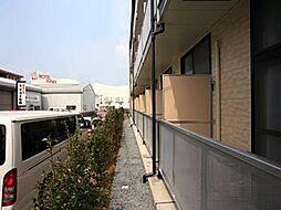 レオパレス城屋敷110[1階]の外観