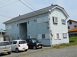 松本ハイツA[201号室]の外観