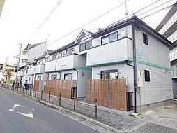 大阪府大阪市淀川区加島3丁目の賃貸アパートの外観