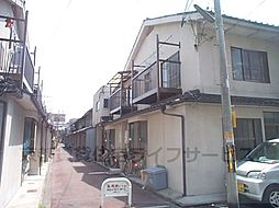 [テラスハウス] 京都府京都市南区西九条川原城町 の賃貸【/】の外観