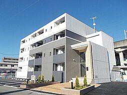 群馬県高崎市下和田町5丁目の賃貸マンションの外観