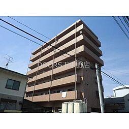 岡山県岡山市北区船頭町の賃貸マンションの外観
