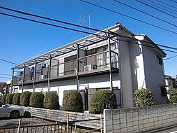 ソレーヌK[2階]の外観
