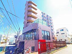 東京都西東京市南町1丁目の賃貸マンションの外観