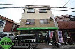 大阪府東大阪市衣摺4丁目の賃貸マンションの外観