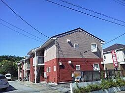 千葉県船橋市海神の賃貸アパートの外観