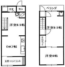 浜寺船尾町西2丁テラスハウス