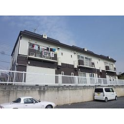 埼玉県富士見市渡戸1丁目の賃貸アパートの外観