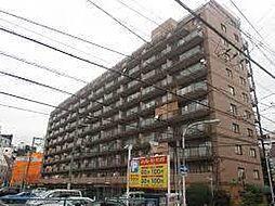 朝日プラザ堺東[4階]の外観