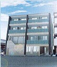 クレアーレカンノン[4階]の外観