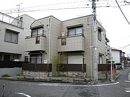 グリーンヒル21[1階]の外観