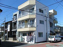 愛知県稲沢市駅前2丁目の賃貸マンションの外観