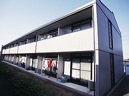 レオパレスT.I.M3[1階]の外観