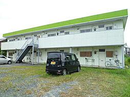 静岡県浜松市東区大島町の賃貸アパートの外観