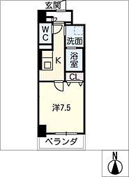 仮)泉3丁目PJ[8階]の間取り