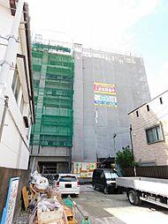 福岡県北九州市八幡西区西神原町の賃貸マンションの外観