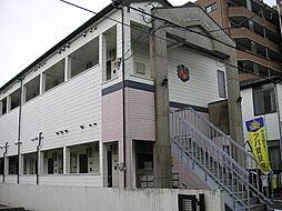 信開セルーラ七尾駅EAST  II[201号室]の外観