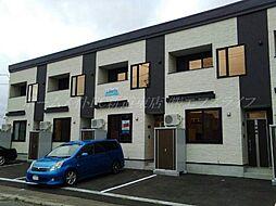 [テラスハウス] 北海道札幌市北区屯田十一条3丁目 の賃貸【/】の外観