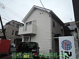 コーポ滝澤・相模大野[1階]の外観
