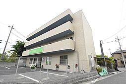 アザリア山本駅前[3階]の外観